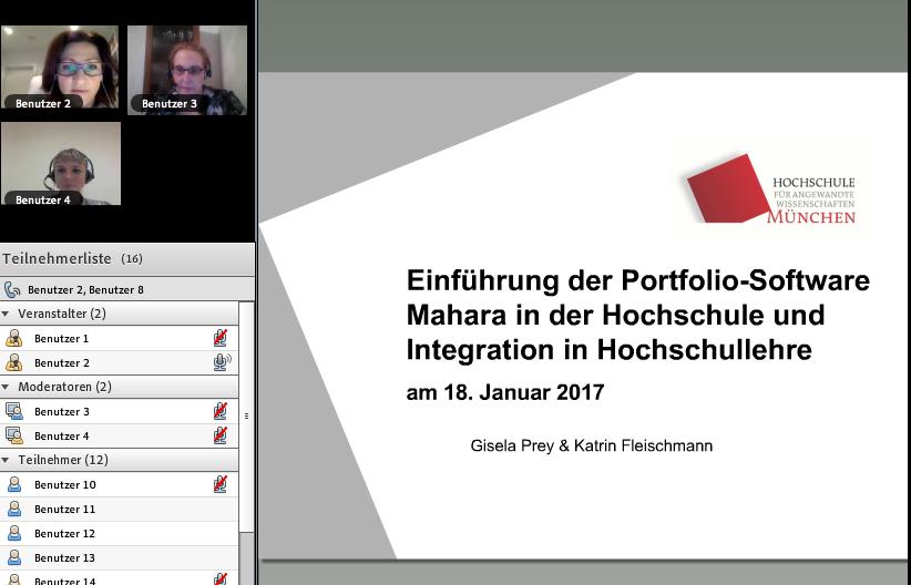 Vom Pionierprojekt zum Regelbetrieb: Einführung des E-Portfolios in der Hochschule München